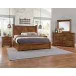 Artisan Post Cool Rustic King Bedroom Group Suburban Furniture Bedroom Groups