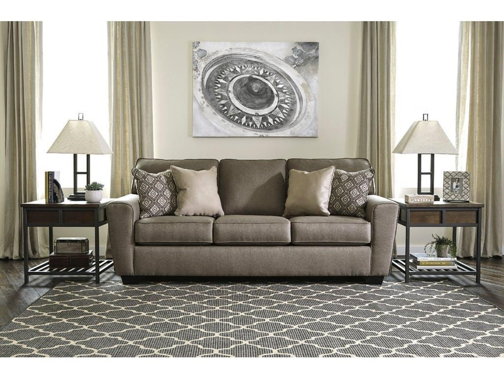 Ashley Furniture Calicho Sofa Boulevard Home Furnishings
