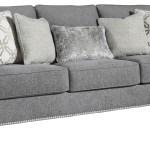 Ashley Furniture Barrali 1390438 Fog Sofa Sam Levitz Furniture Sofas