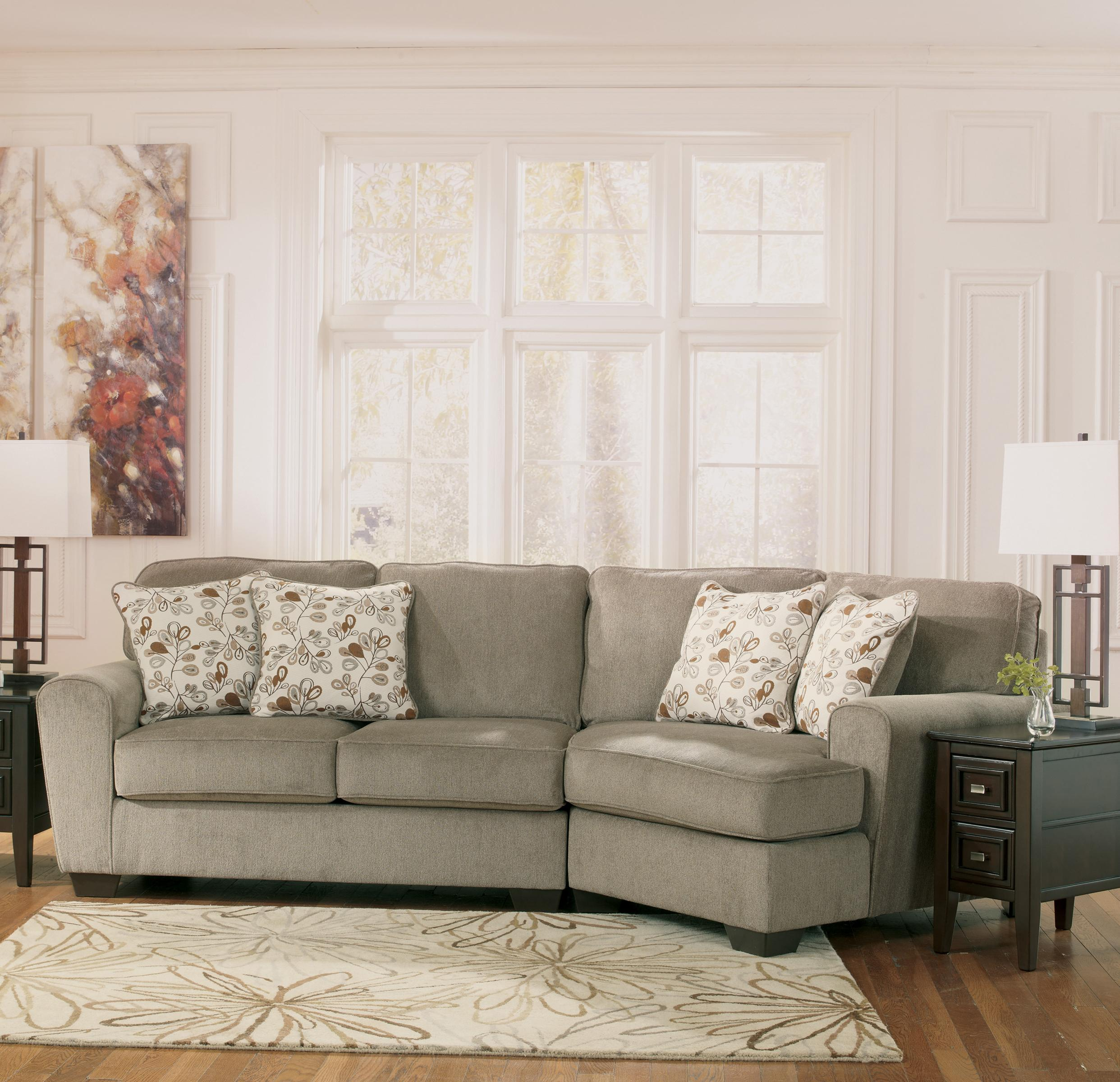 Ashley Furniture Patola Park Patina 2 Piece Sectional