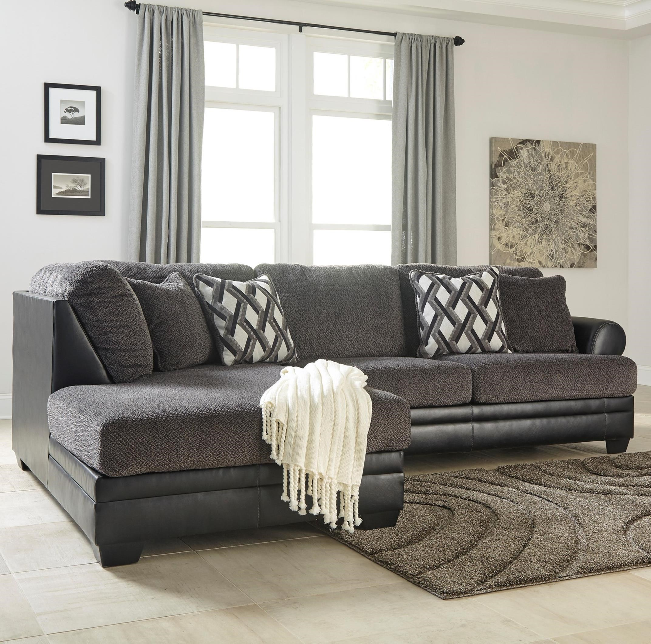 kumasi 2 piece sectional with left chaise