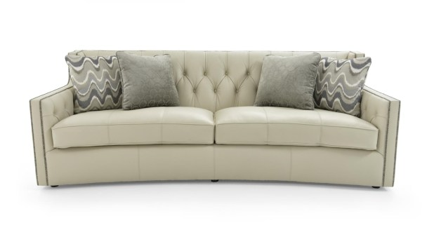 White Leather Sofa Miami Fl