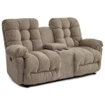 Best Home Furnishings Everlasting L515ry4 Power Space Saver Reclining Loveseat With Storage Console And Power Headrest Best Home Furnishings Reclining Loveseats