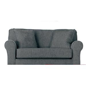Best Home Furnishings Shannon Twin Sofa Sleeper With Air