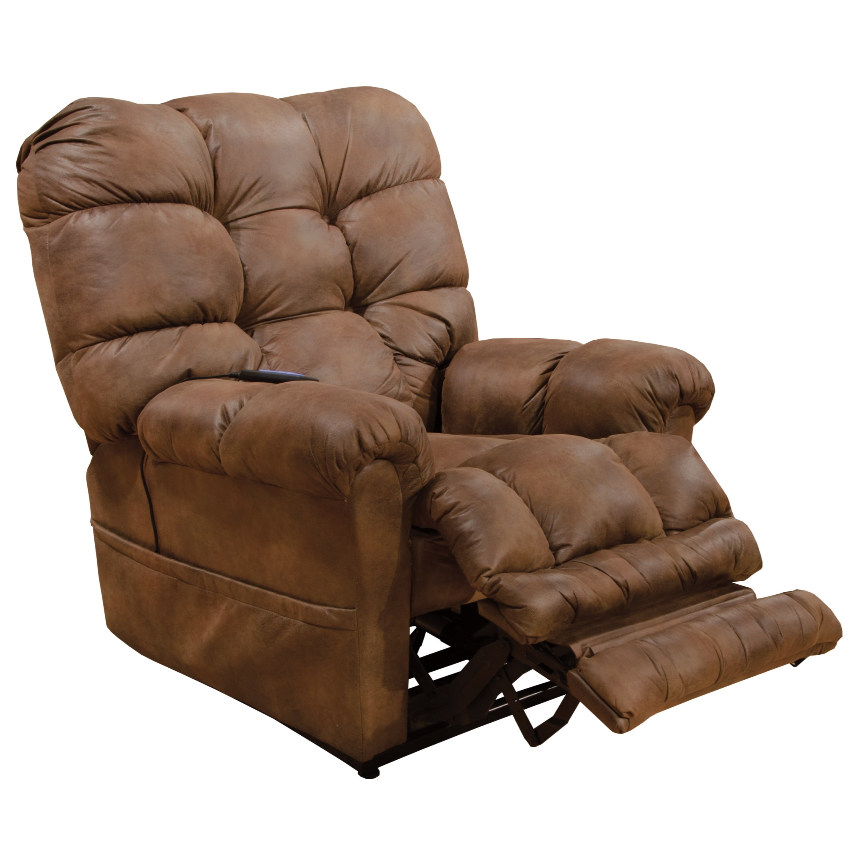 Catnapper Oliver Casual Power Lift Recliner With Extended
