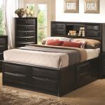 Briana Queen Storage Bed
