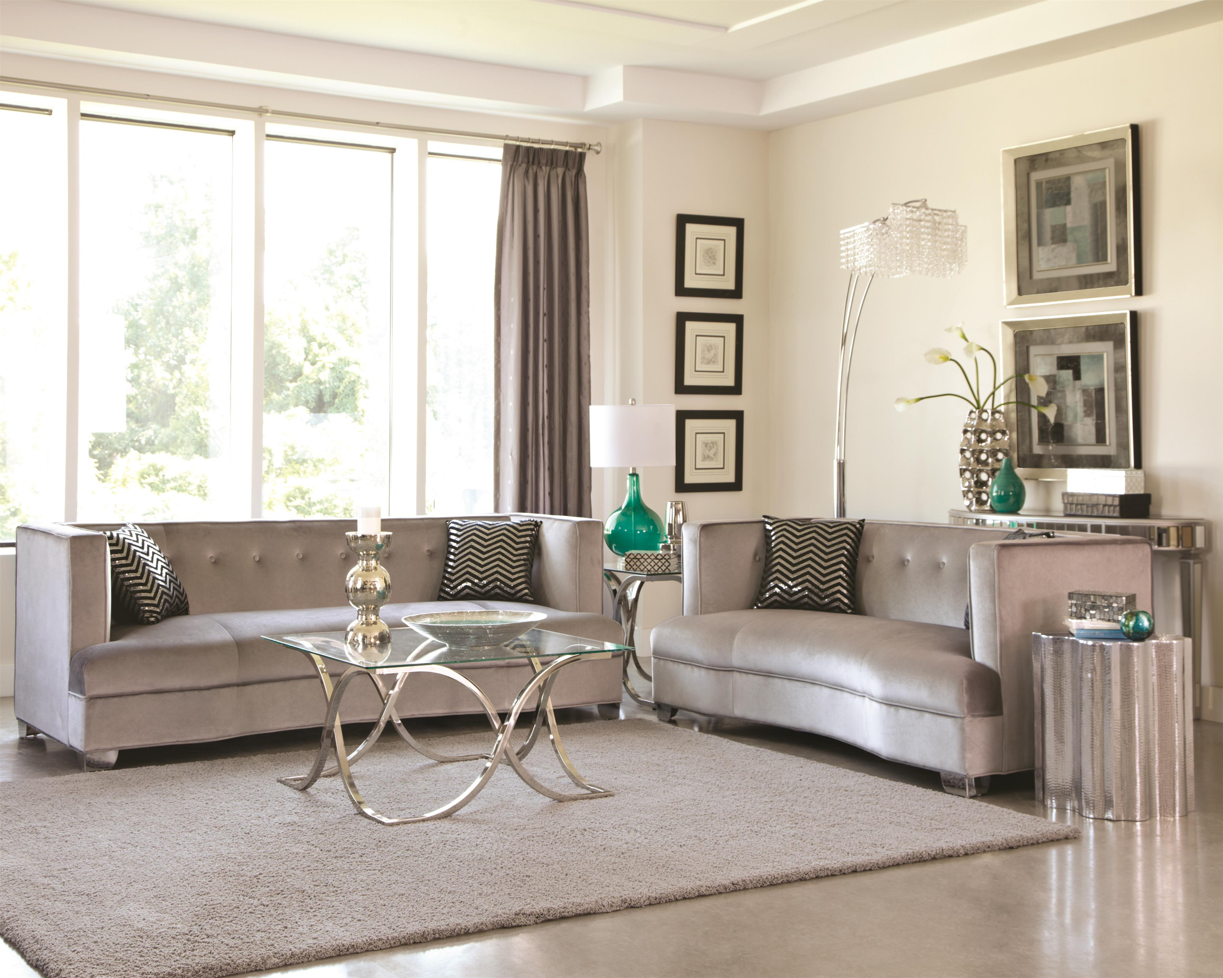 Caldwell Stationary Living Room Group