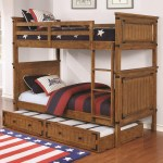 Coaster Coronado Bunk Bed Casual Wooden Twin Over Twin Bunk Bed A1 Furniture Mattress Bunk Beds
