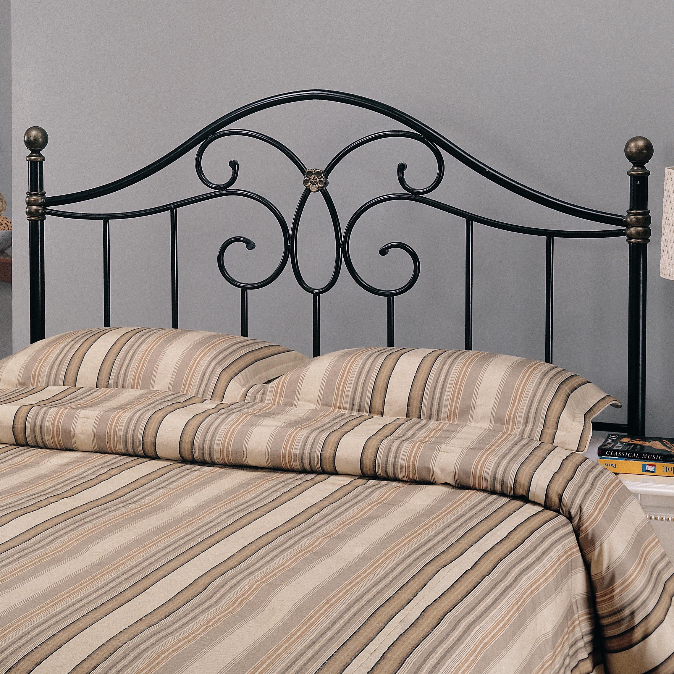 Coaster Iron Beds and Headboards 300182QF Full Queen Black Metal     Coaster Iron Beds and Headboards Full Queen Metal Headboard   Item Number   300182QF