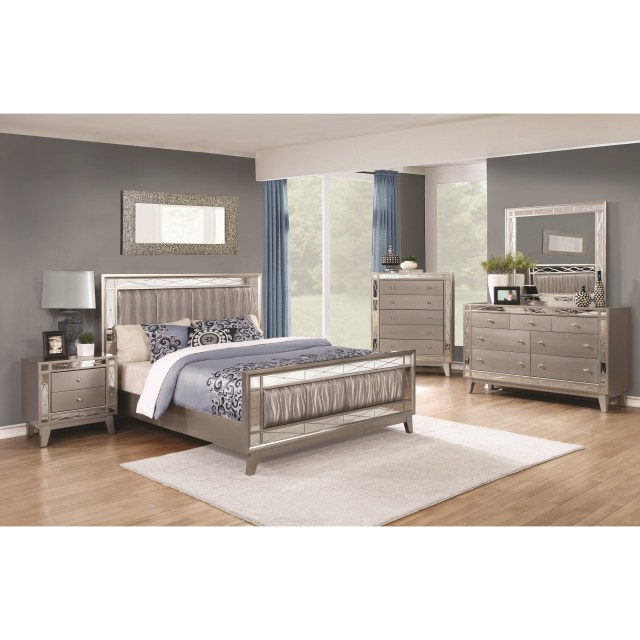 Coaster Leighton King Bedroom Group Value City Furniture
