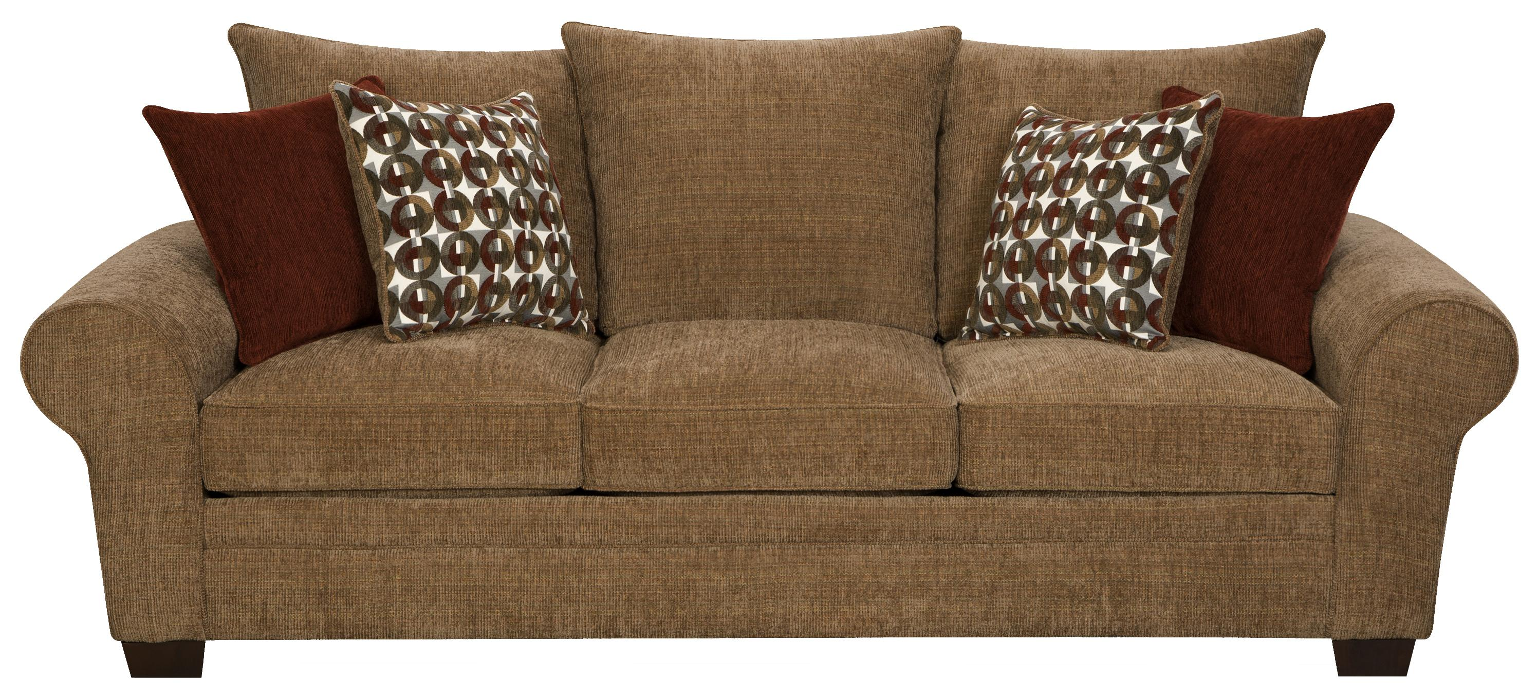 corinthian resort harvest sofa great american