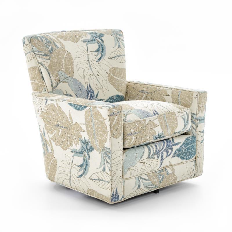 Craftmaster Swivel Chairs 055710SC Swivel Chair Baers