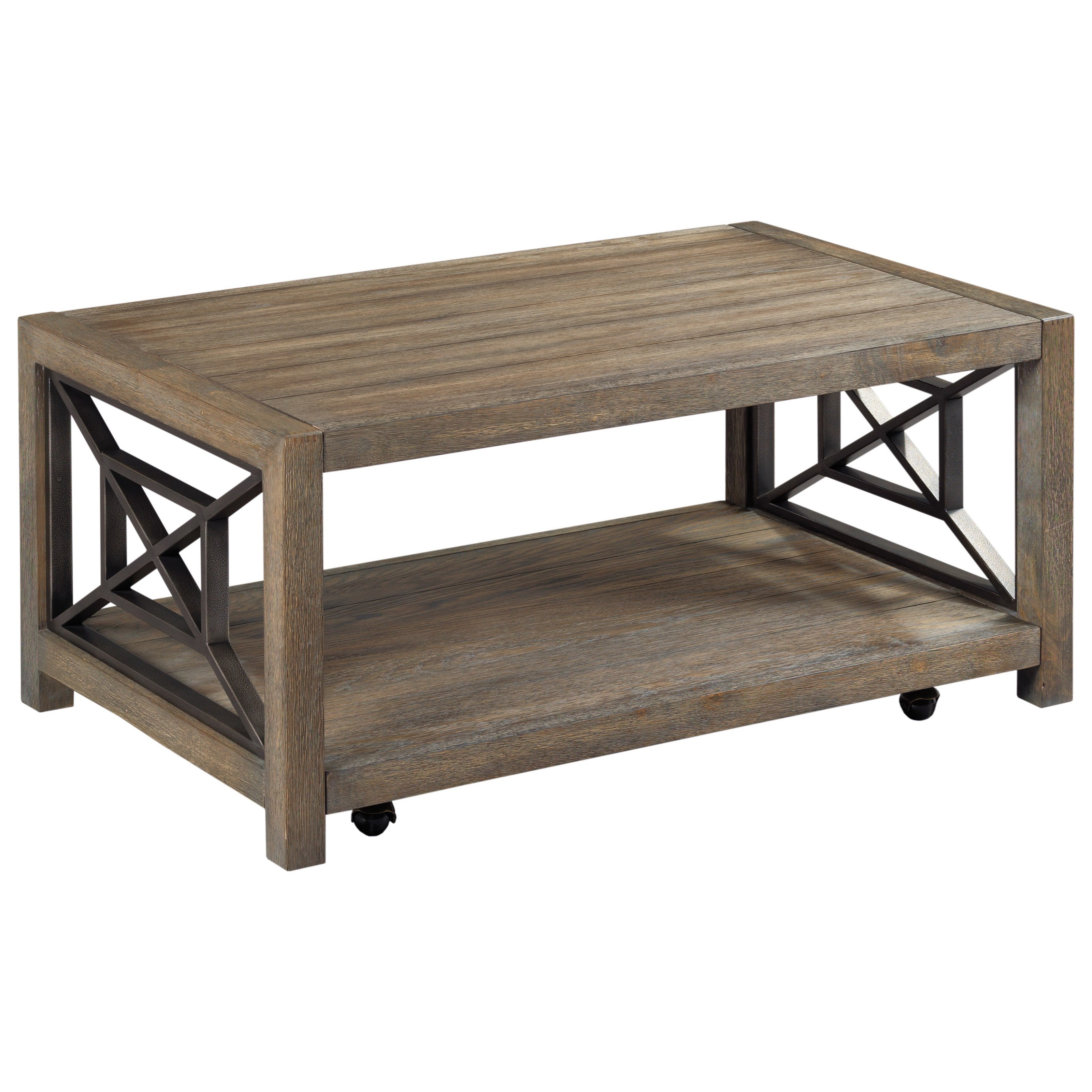 synthesis small rectangular cocktail table