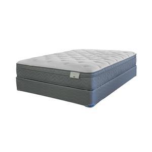 Englander Christina Euro Top Queen Mattress Foundation