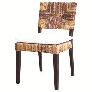 Four Hands Grass Roots Banana Leaf Counter Stool With