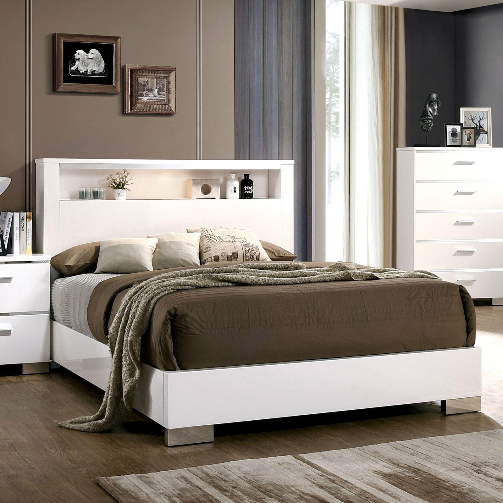 malte king panel bed