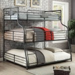 Furniture Of America Foa Olga Iii Cm Bk918 Bed Twin Full Queen Bunk Bed Del Sol Furniture Bunk Beds