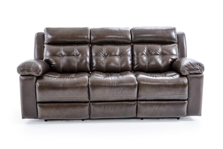 Futura Leather E1267 E1267 317 1148H Electric Motion Sofa