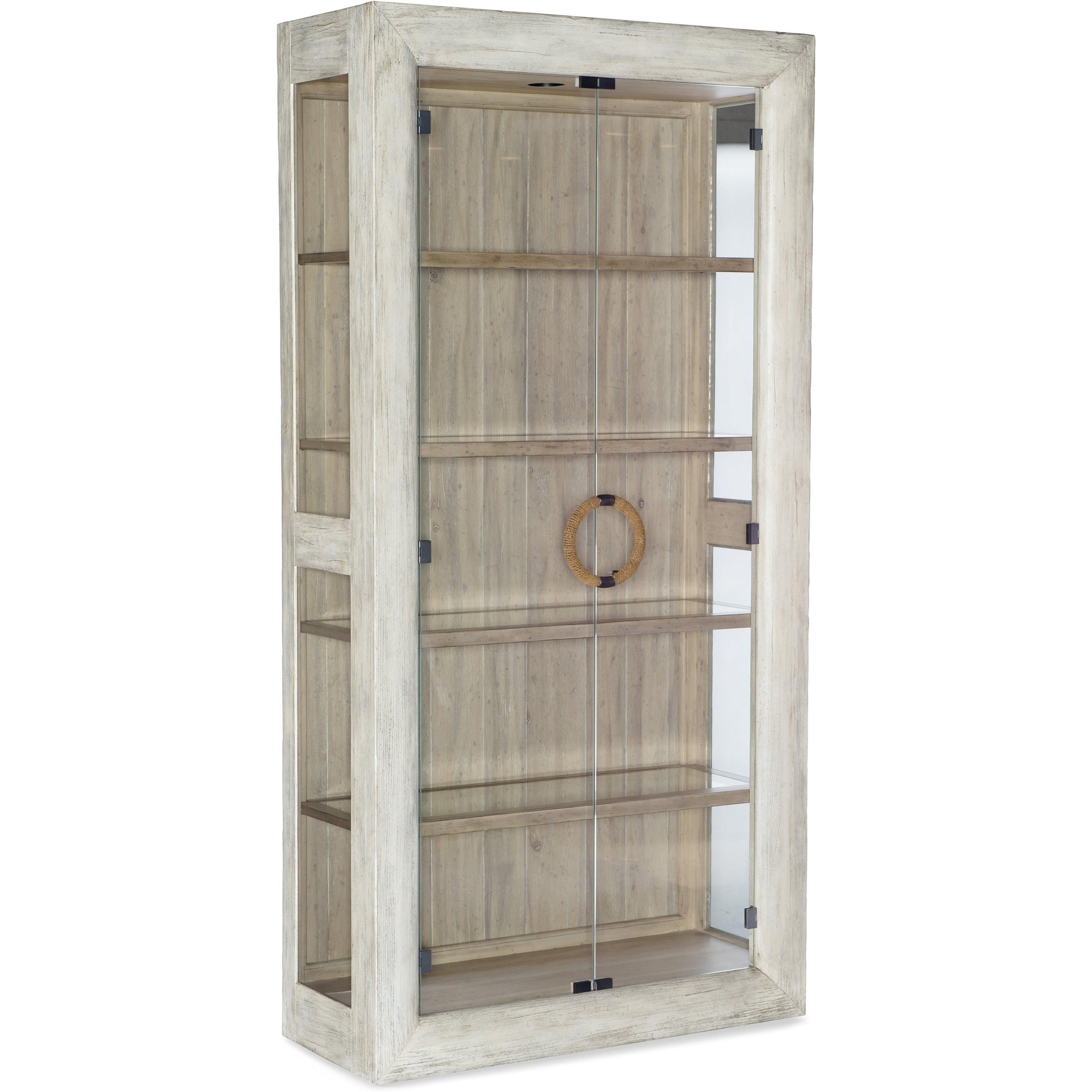 american life amani display cabinet