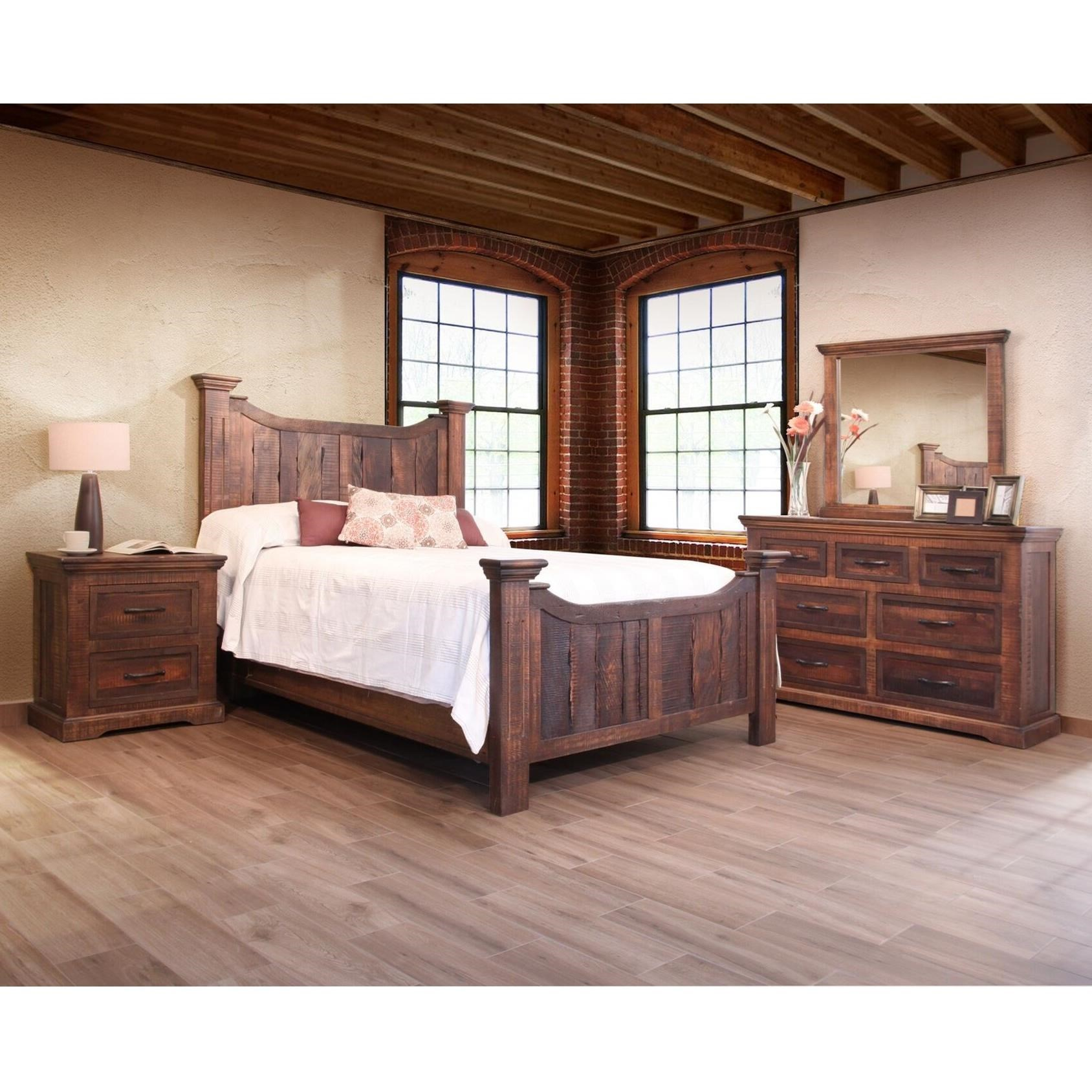VFM Signature Madeira Queen Bedroom Group Virginia