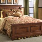 Kincaid Furniture Tuscano California King Panel Headboard Footboard Bed Becker Furniture Panel Beds