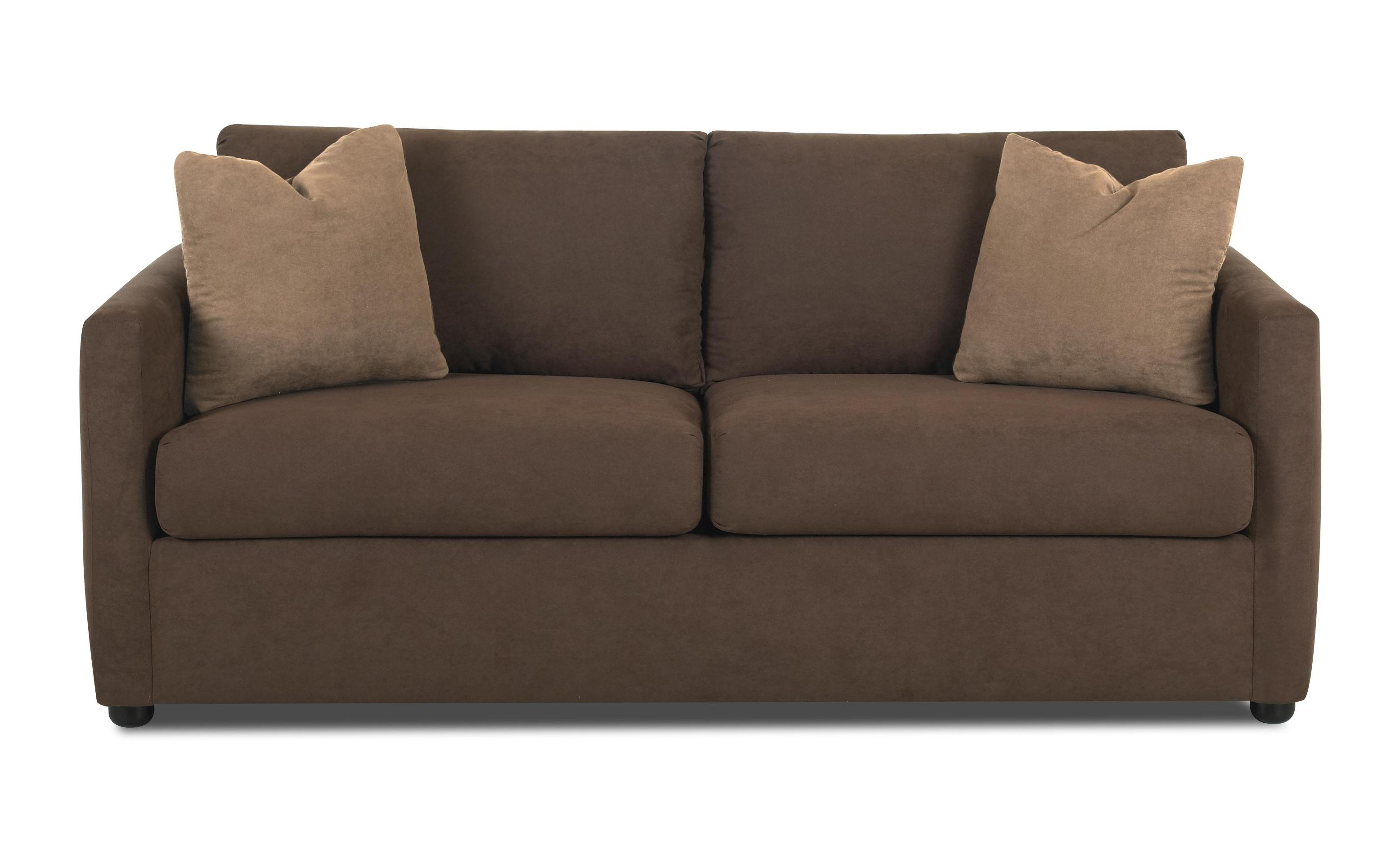 Jacobs Casual Queen Sleeper Sofa By Klaussner