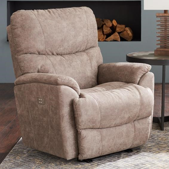 La Z Boy Trouper Power Recline XR Rocker Recliner With USB