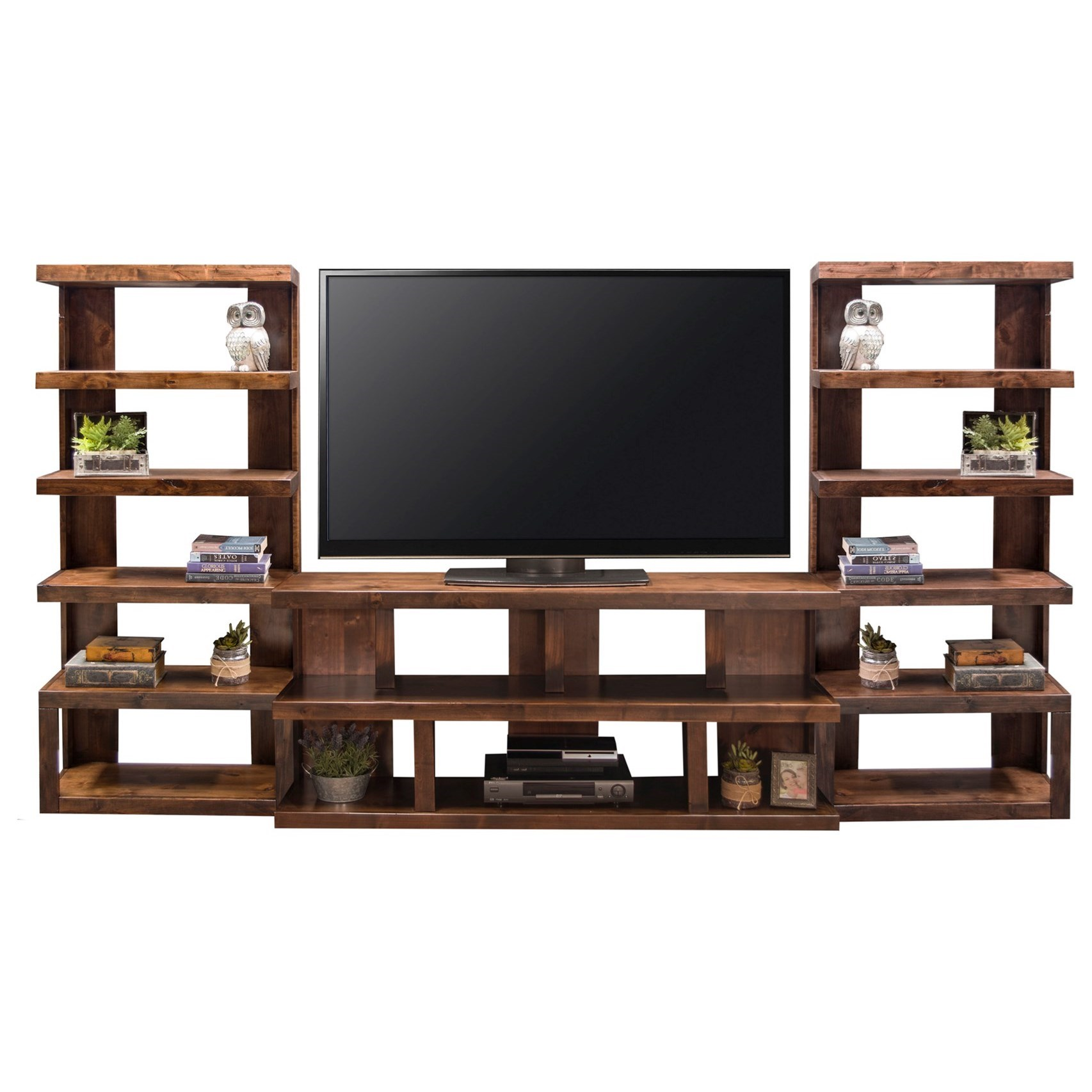 Vendor 1356 Sausalito Modern Entertainment Wall Unit With 14