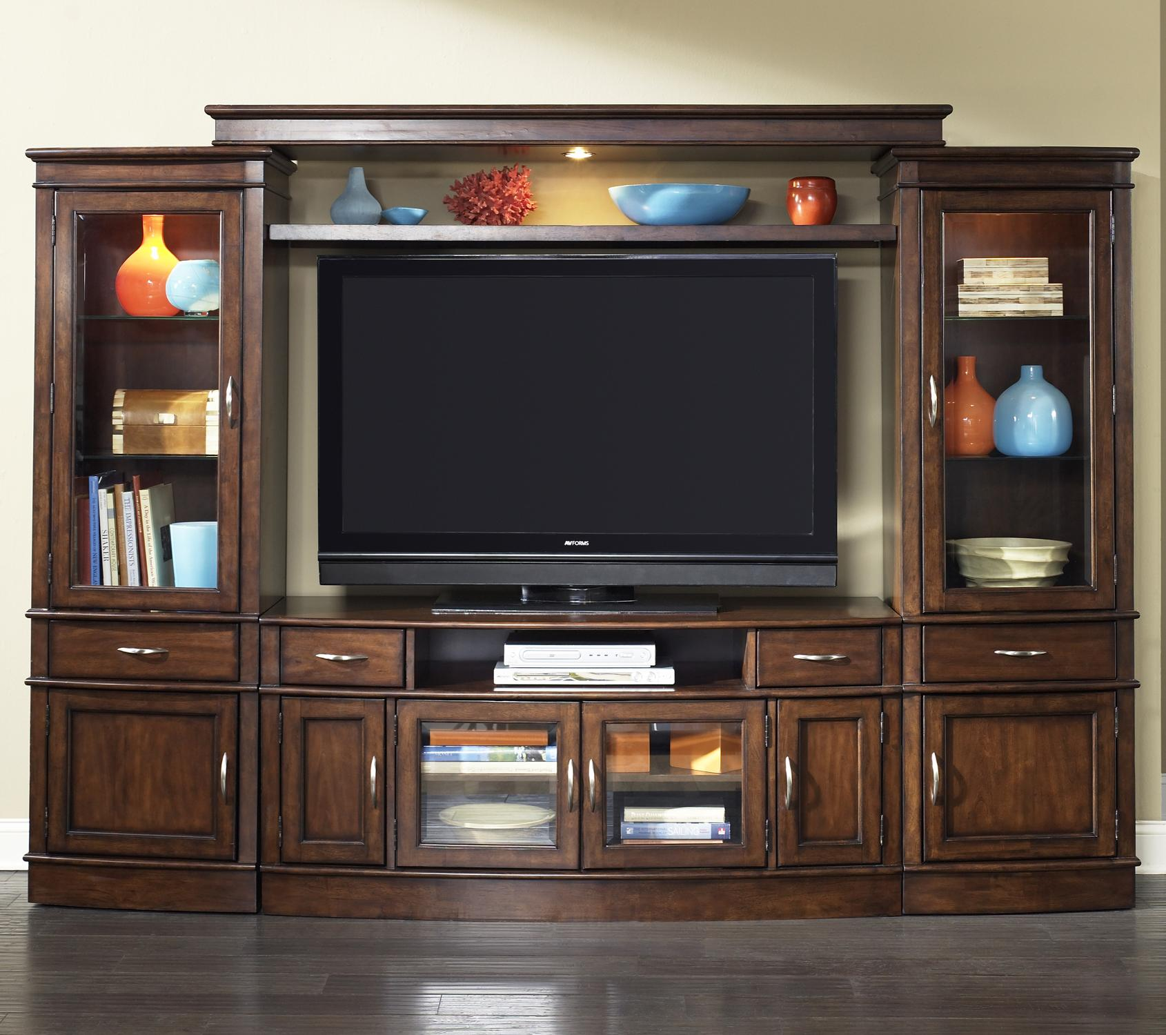 Liberty Furniture Hanover 222 ENTW ECP Complete TV