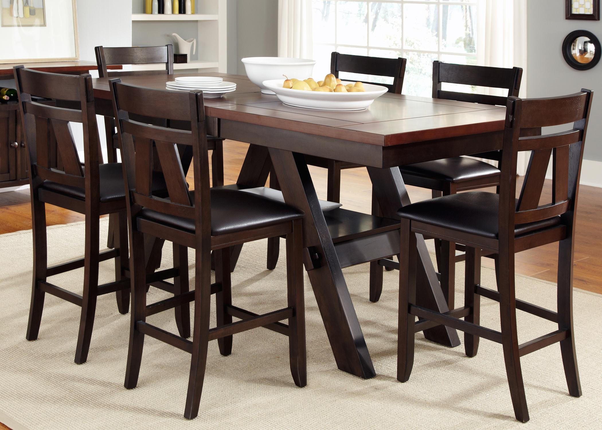Vendor 5349 Lawson Trestle Gathering Table Becker