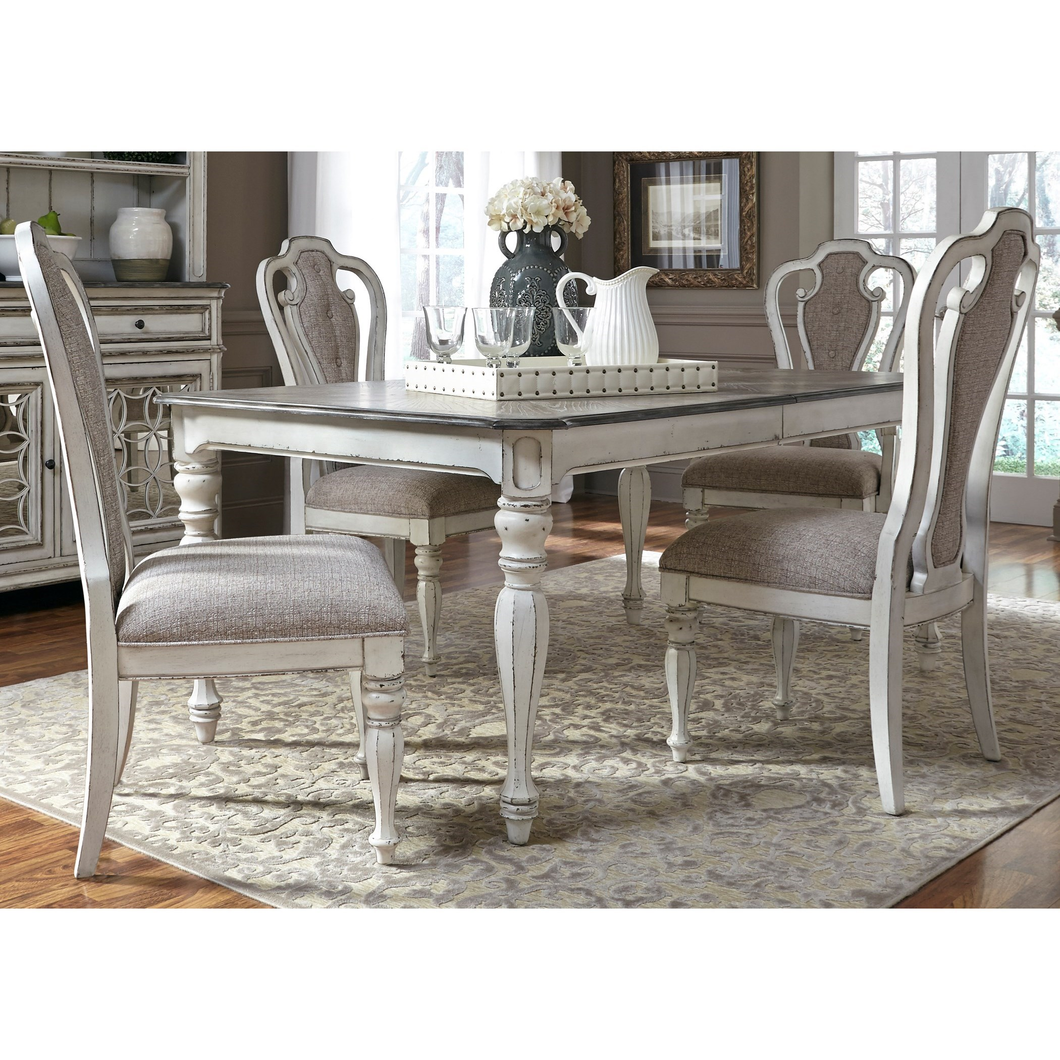 Amish Counter Height Dining Set