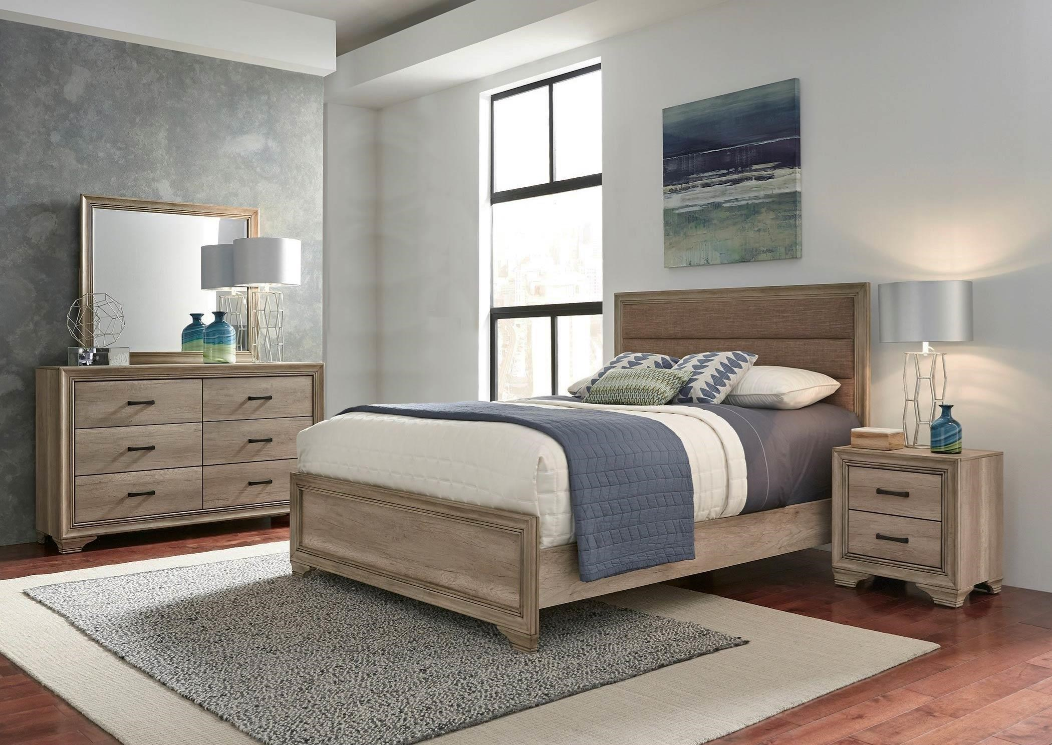 Sydney 4PC King Bedroom Set