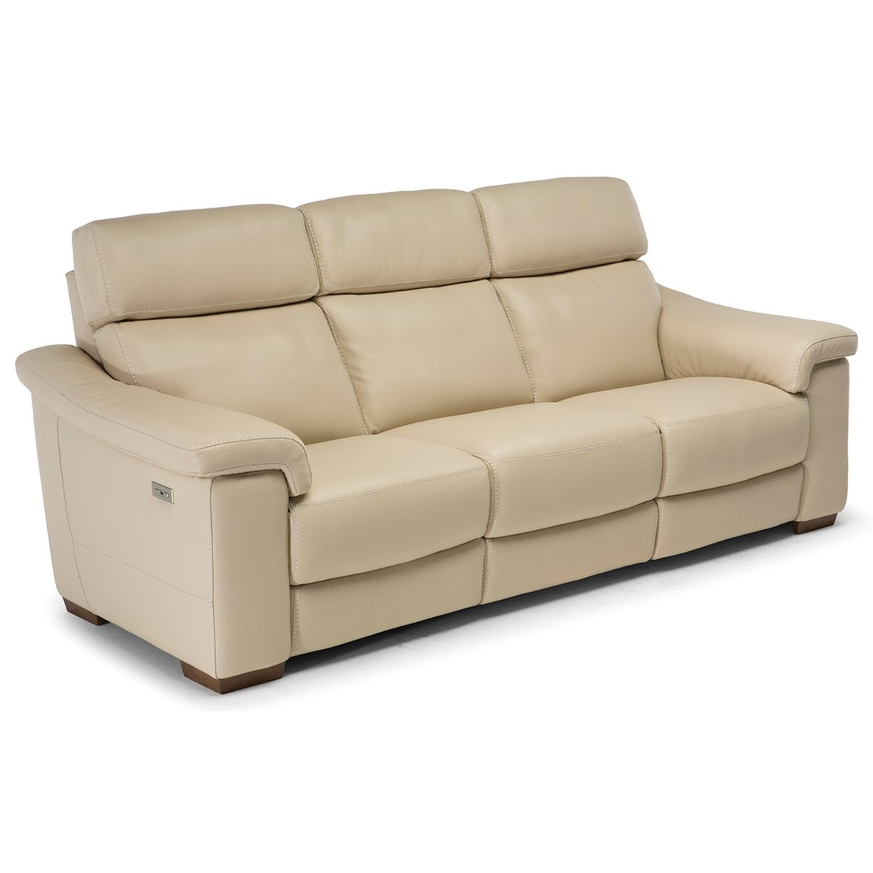 Our editors independently research, test, and recommend the best products; Natuzzi Editions Giulivo Casual Power Reclining Sofa with ...