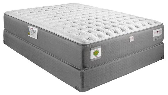 Restonic Hybrid Gentilly Queen Extra Firm Mattress Set Item Number Firmq