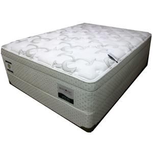 Restonic Comfortcare Queen Essence Eurotop Plush Mattress