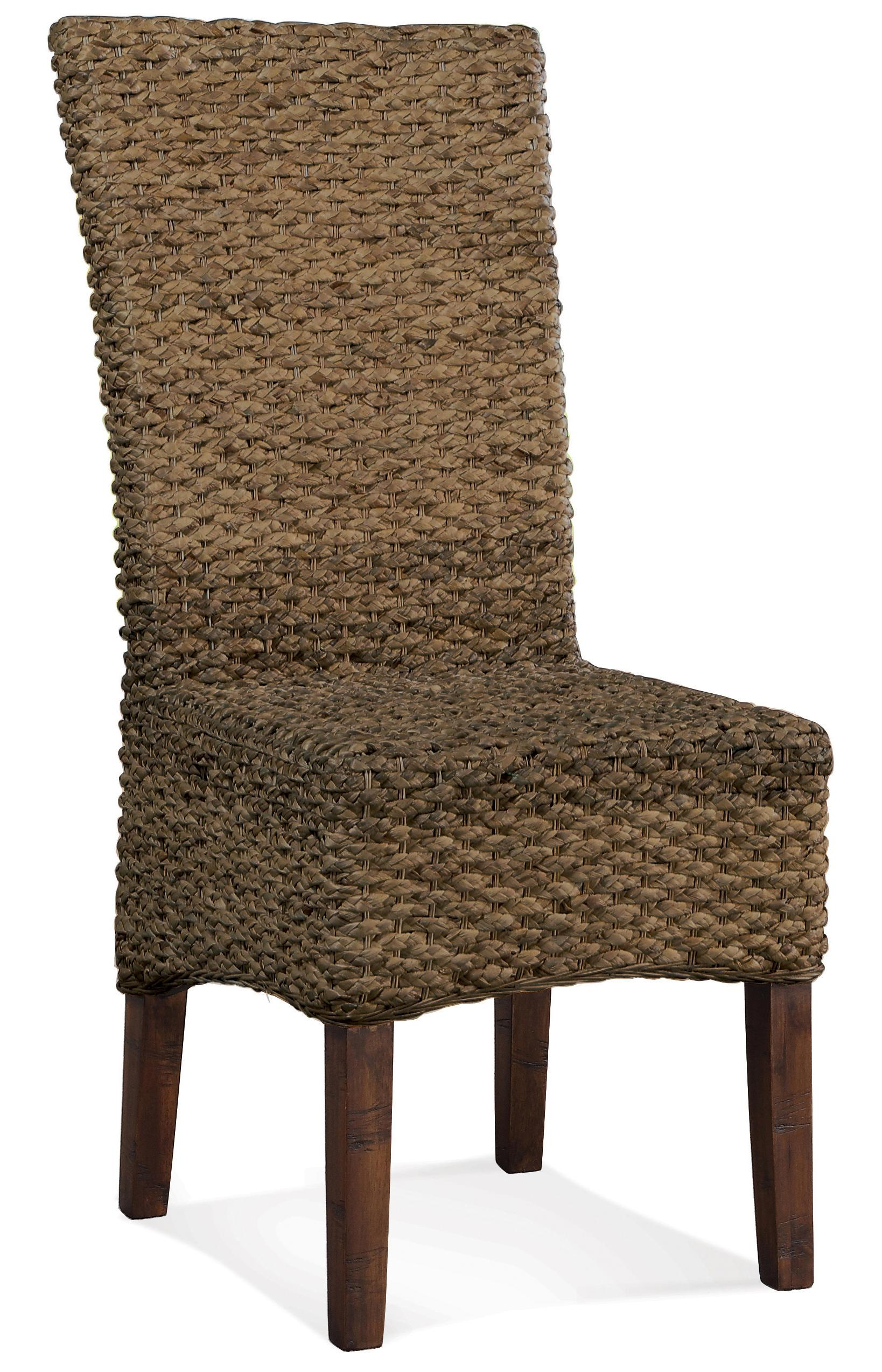Riverside Furniture Mix N Match Chairs Woven Leaf Side