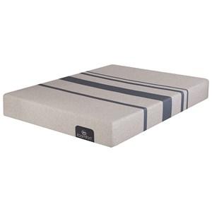 Serta Icomfort Blue 100 Gentle Firm King Gel Memory Foam Mattress