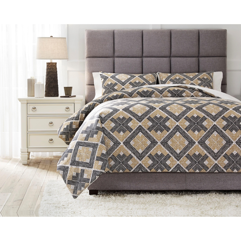 bedding sets queen scylla brown black comforter set
