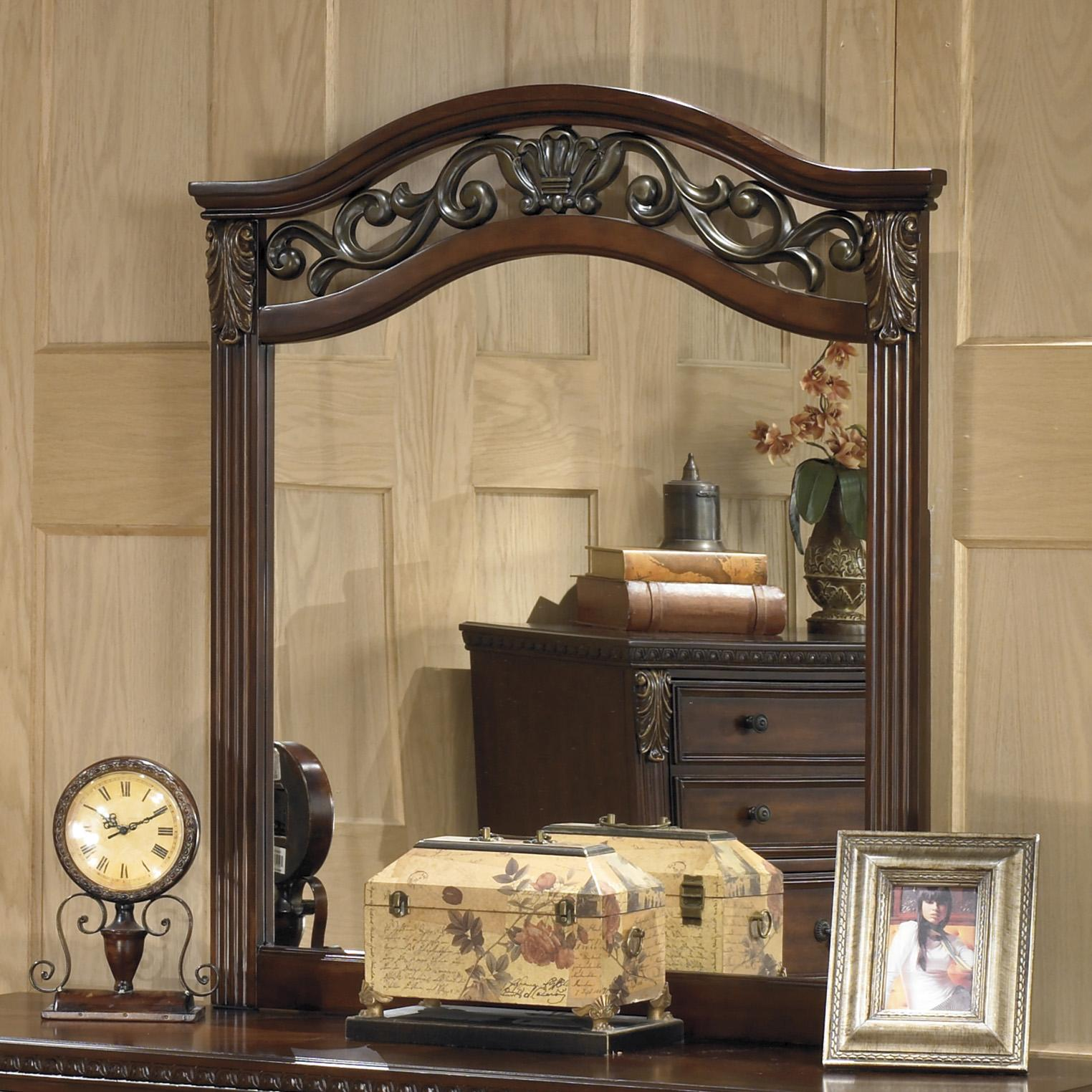 Signature Design By Ashley Leahlyn Traditional Beveled