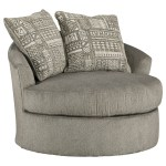 Styleline Prince 9510344 Contemporary Swivel Accent Chair Efo Furniture Outlet Upholstered Chairs