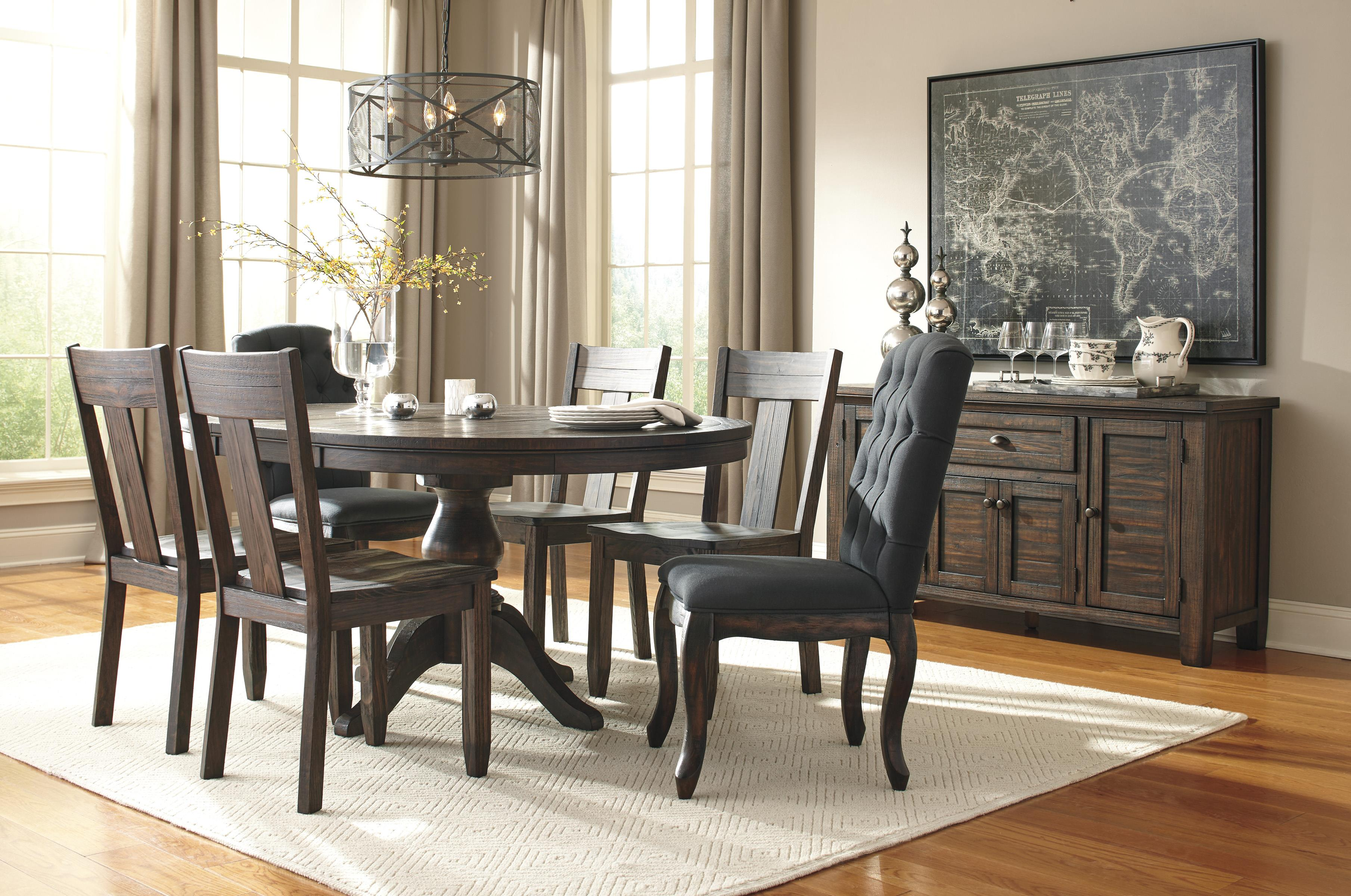 Ashley Signature Design Trudell Formal Dining Room Group   Rooms and     Ashley Signature Design Trudell Formal Dining Room Group   Item Number   D658 Dining Room Group