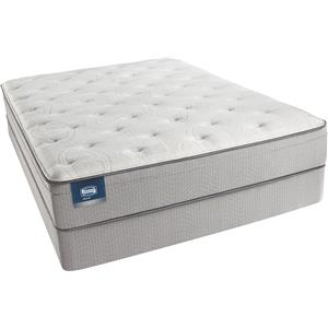 Simmons Beautysleep Beaumont Plush Et Mattress Set