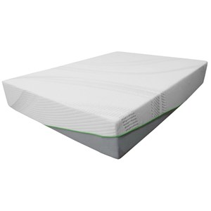 Sleepharmony Revolution Tech Thrive King 12 Premium Memory Foam Mattress