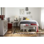 Universal Kids Smartstuff Modern Spirit 8361 T Bedroom Group 1 Twin Bedroom Group Becker Furniture Bedroom Groups