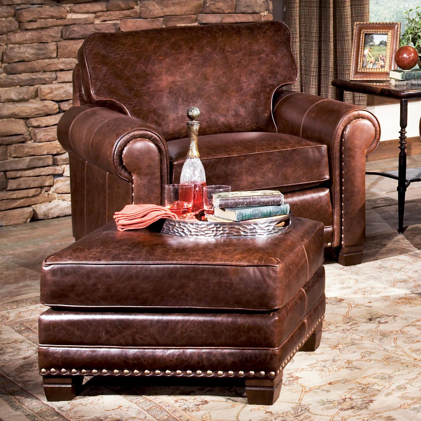 smith brothers 393 traditional chair