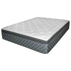 Spring Air Somerset Pillow Top Twin Plush Mattress