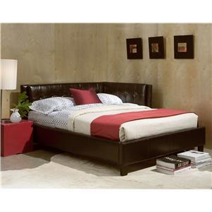 Standard Furniture Rochester Corner Beds Full Daybed