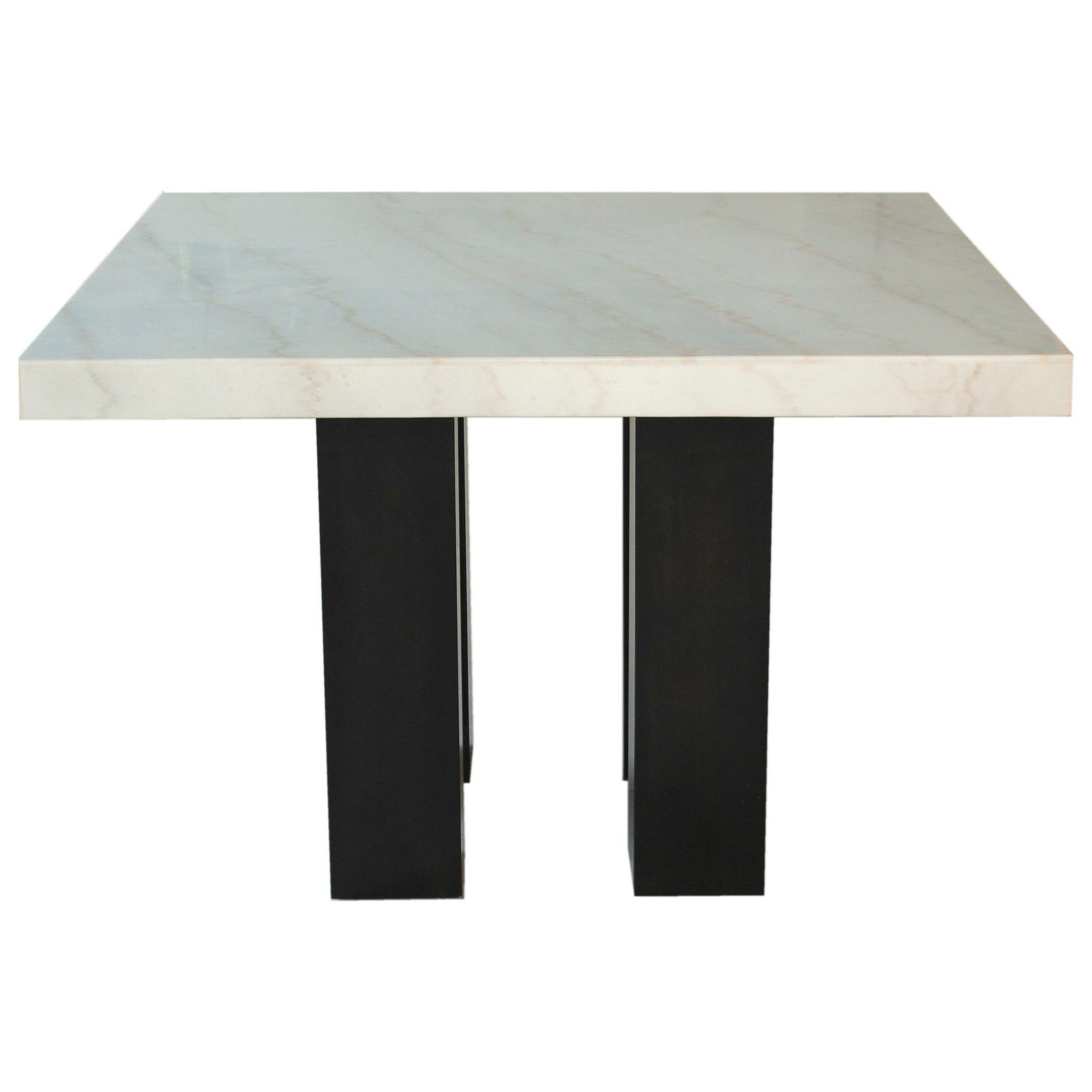 camila square dining table