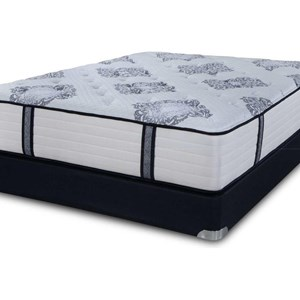 A1 Better Sleep The Luxury Signature Firm Queen Coil On Mattress Set
