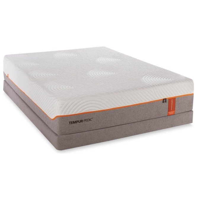 Tempur Pedic Contour Rhapsody Luxe King Medium Firm Mattress Set